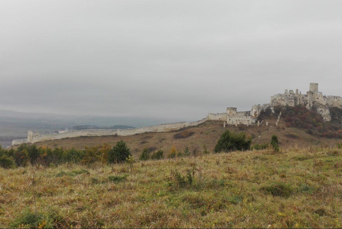 Spišský hrad - sokoliari kráľa svätopluka