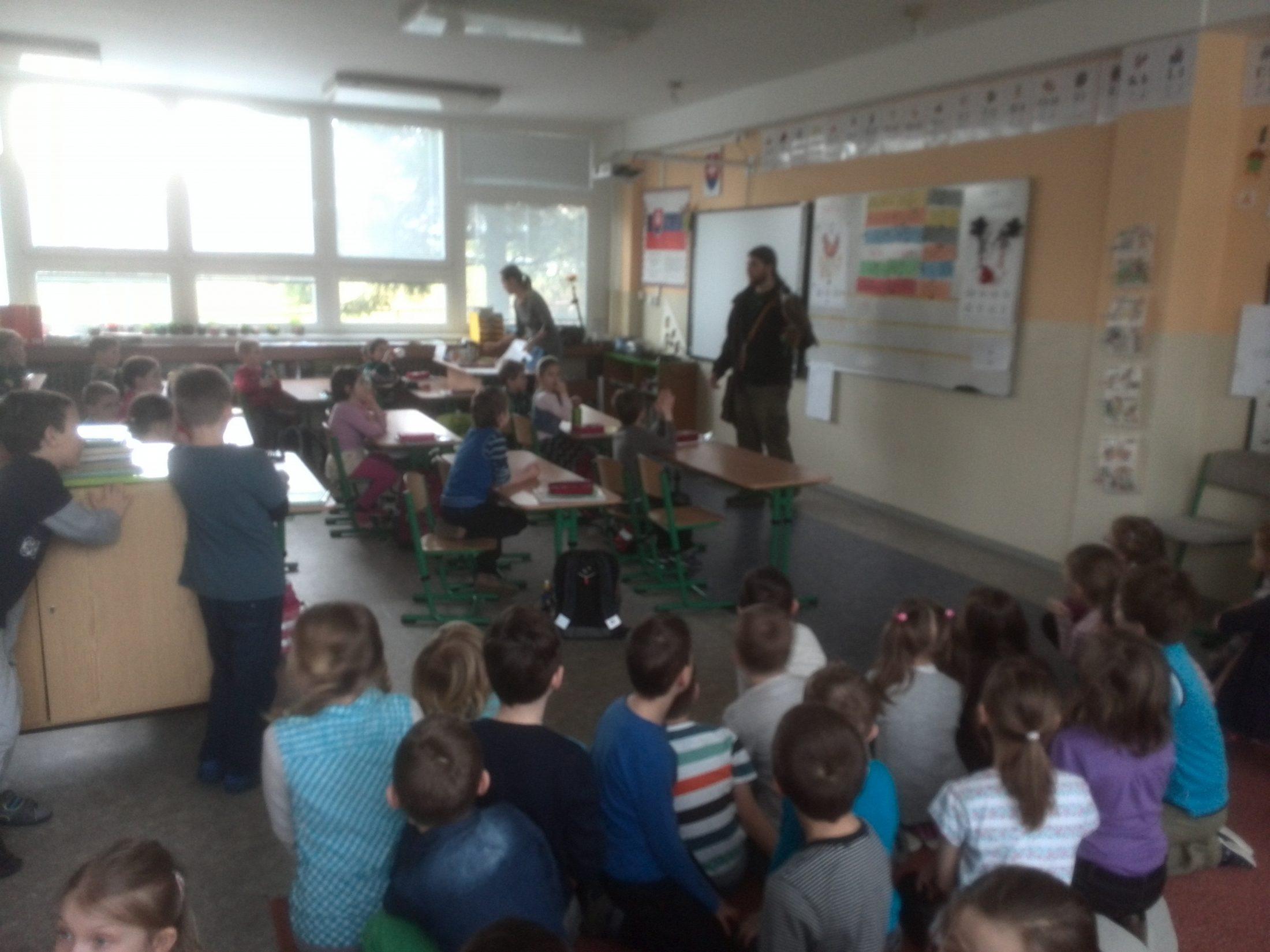 sokoliarska skola pre deti
