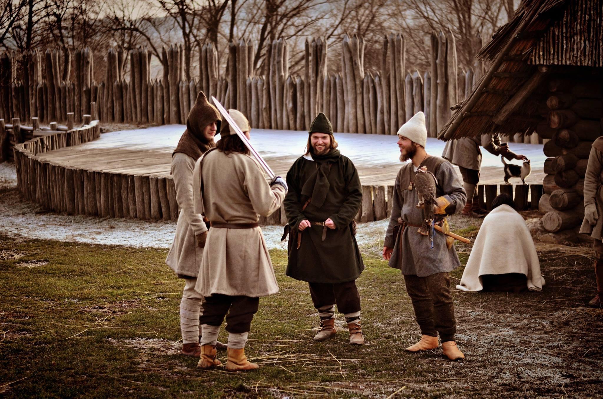 Sokoliari Kráľa Svätopluka